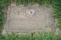 Lucille <I>Kwiatkowski</I> Córdova