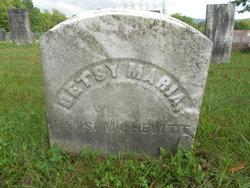 Betsy Maria Hewitt