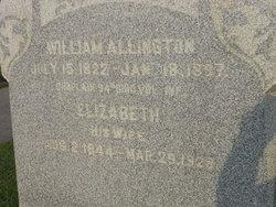 Rev William Allington
