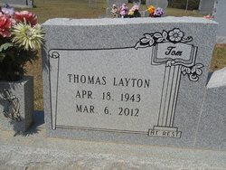 Thomas Layton West