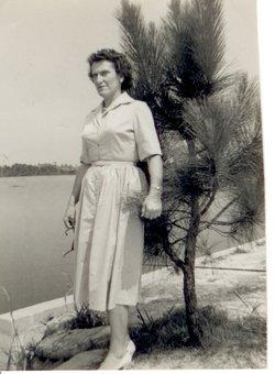 Thelma Louise <I>Grier</I> Traywick