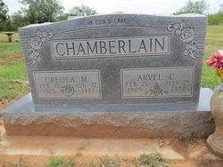 Arvel C Chamberlain
