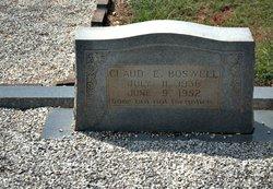 Claud Ellis Boswell