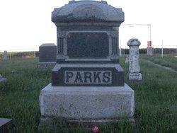 Elizabeth Mary <I>Hartley</I> Parks