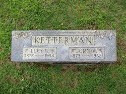 Lucy Cecil <I>Johnston</I> Ketterman