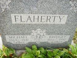 Mrs Bridget <I>Maguire</I> Flaherty