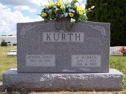 """Verner """"Warren"""" Kurth"""