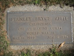Corp Stanley Bryce Apple