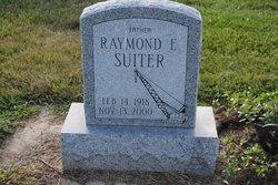 Raymond E Suiter