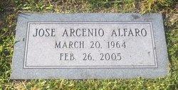 Jose Arcenio Alfaro
