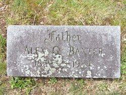 Alexander Gillespie Baxter