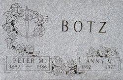 Peter Mathias Botz