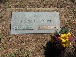 Helen Margaret <I>Hoover</I> Yoder