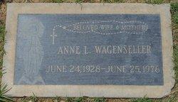 Anne Louise Wagenseller