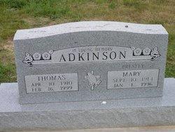 Thomas Adkinson