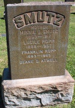 Deane S. <I>Cox</I> Atwell