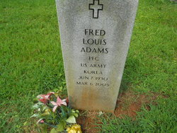 Fred Louis Adams