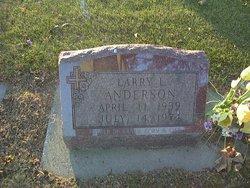 Larry L Anderson