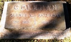 Alonzo L Coleman
