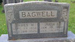 Julia Elizabeth <I>Phillips</I> Bagwell
