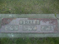 Signa Kathryn <I>Gramstad</I> Borer