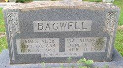 Ida M. <I>Shankles</I> Bagwell