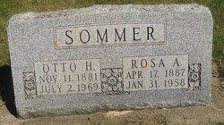 Otto Henry Sommer