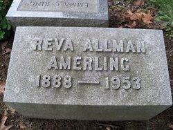 Reva Maude Amerling