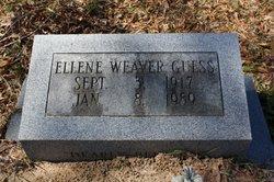 Ellene <I>Weaver</I> Guess