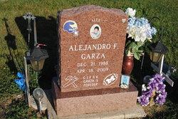 "Alejandro Francisco ""Alex"" Garza"