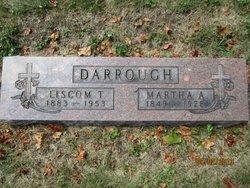 Martha Ann <I>Titus</I> Darrough