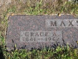 Grace Adella <I>Myrick</I> Maxson