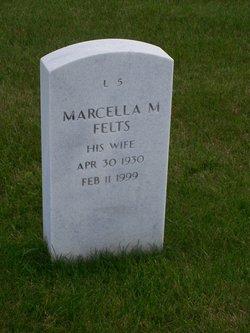 Marcella Maria <I>Martinez</I> Felts