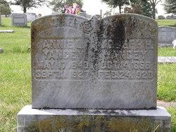 Annie S. <I>Shifflet</I> Yancey