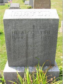 Hiram Shellhammer Girton
