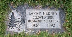 Larry Gedney