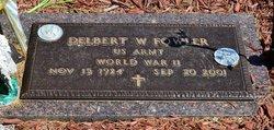 Delbert W. Fowler