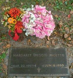 "Margaret ""Peggy"" Proetto"