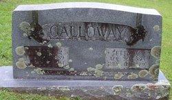 Etta V <I>McCall</I> Galloway