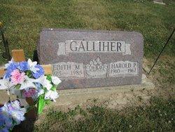Harold P Galliher