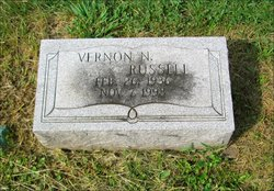 Vernon N Russell