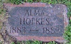 Alma Hofkes