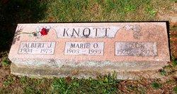 Albert J Knott