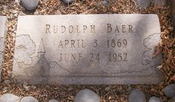 Rudolph Baer