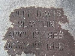 Jeff Davis Clayton