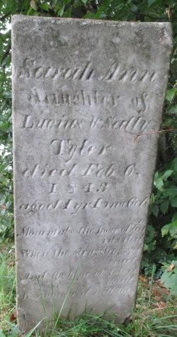 Sarah Ann Tyler