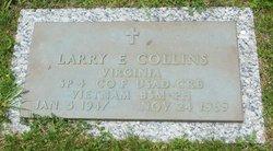 Larry Elbert Collins