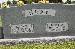"Linda T. ""Jim"" <I>Taylor</I> Gray"