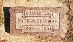 Ruth Marcella Thieman