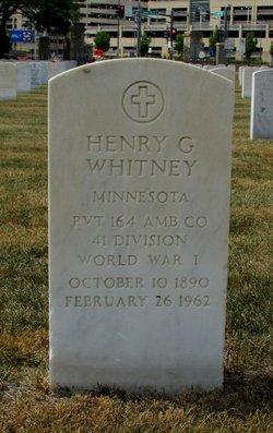 Henry Grant Whitney